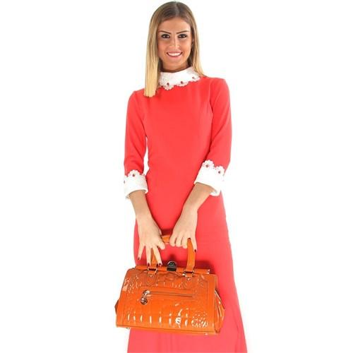 Rosa D6239-2 Camel Bayan Çanta