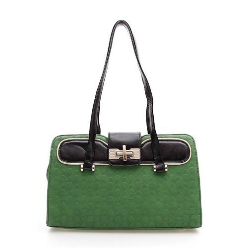 Rosa Ro-121033 Green Bayan Çanta