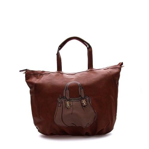 Berramore Y19201h74 Brown Bayan Çanta
