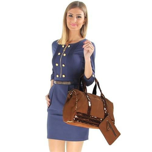 Berramore Yp14125 Brown Bayan Çanta