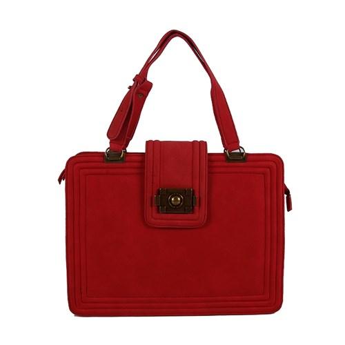 Jacqulıne 127-1 Kırmızı Bayan Çanta