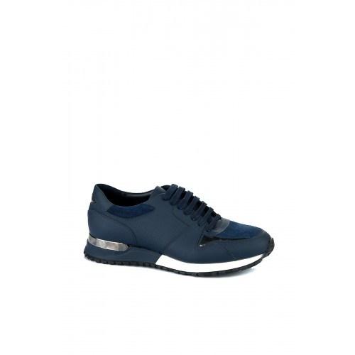 Elle 15Ktp1586 Erkek Ayakkabı - Lacivert Kombin