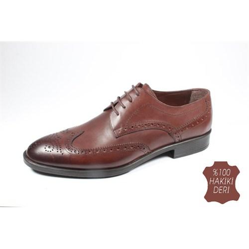 Pablo 222-4055 Kahverengi Erkek Klasik Ayakkabı
