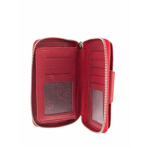 Cengiz Pakel Bayan Cüzdan Kırmızı 65183
