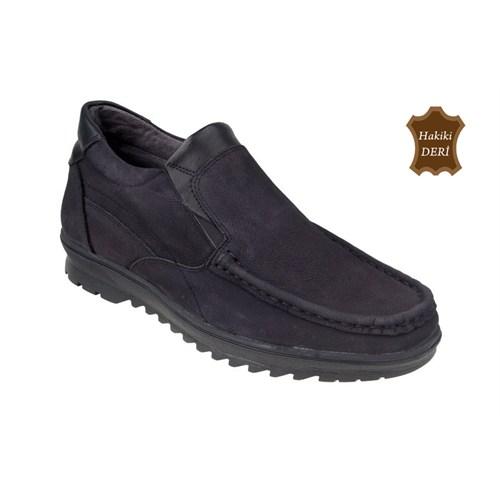 Wolfland 4009 55 Siyah Günlük Erkek Ayakkabı