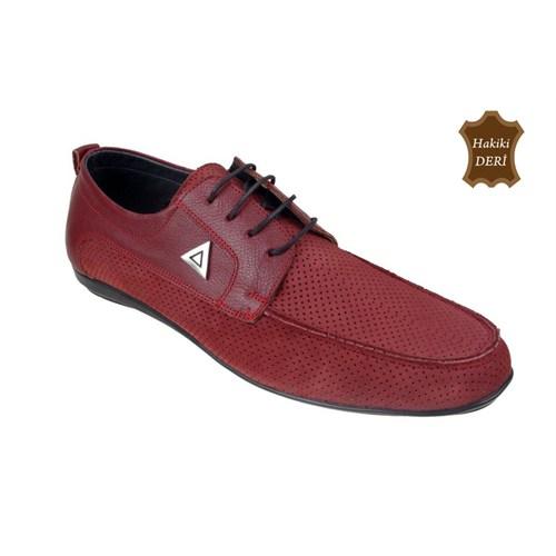 Wolfland 82 5886 Kahverengi Klasik Erkek Ayakkabı