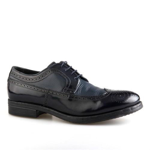 Cabani Bağcıklı Günlük Erkek Ayakkabı Bej Nubuk