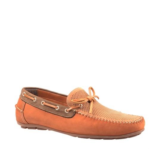 Cabani Makosen Günlük Erkek Ayakkabı Vizon Nubuk