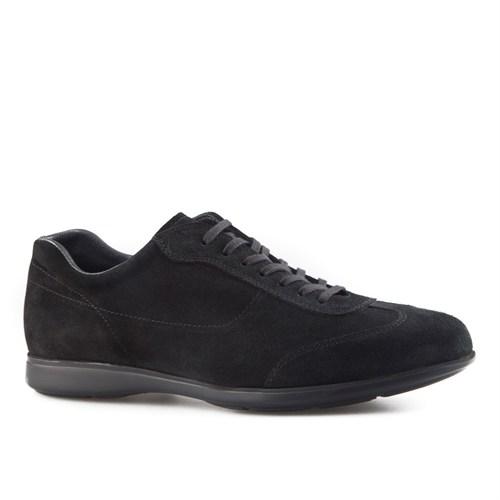 Cabani Extra Light Günlük Erkek Ayakkabı Siyah Süet
