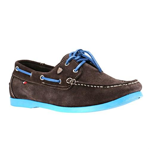 U.S. Polo Assn. Freelıfe Kahverengi Erkek Deri Ayakkabı
