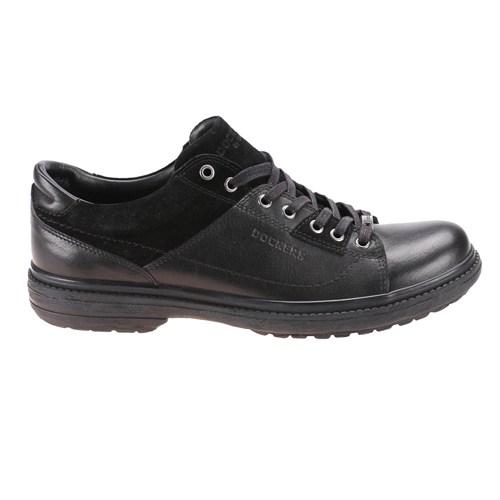 Dockers By Gerli A3315276 Siyah Erkek Deri Ayakkabı