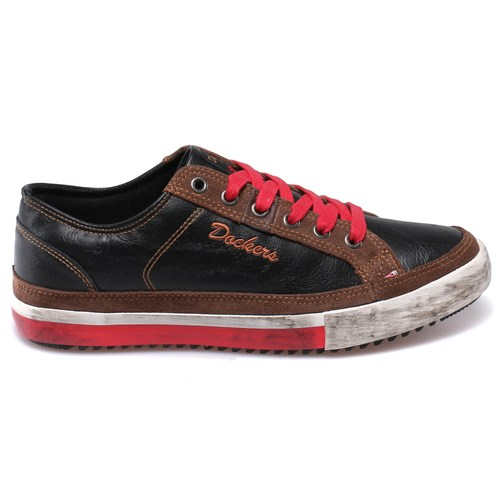 Dockers By Gerli A3315041 Siyah Erkek Sneaker