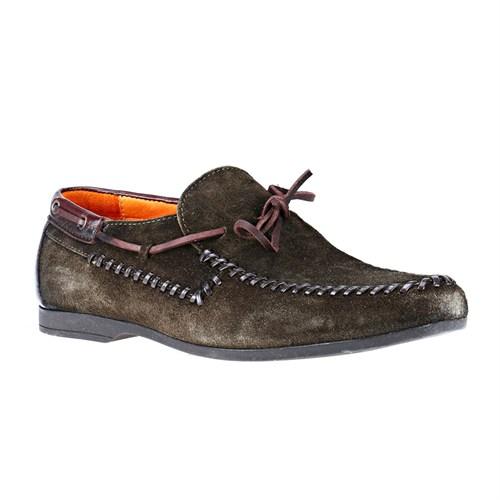 Forester Haki Erkek Deri Ayakkabı