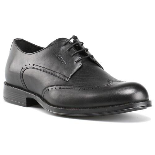 Flogart RT-07 M 1471 Siyah Erkek Deri Ayakkabı