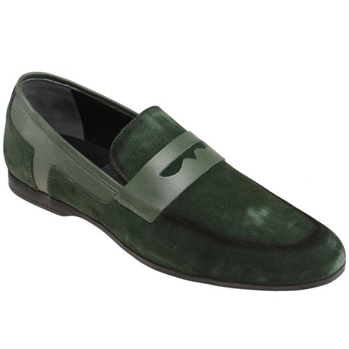 Forester 397 M 2301 Haki Erkek Deri Ayakkabı