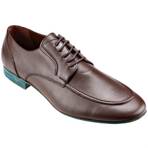 Garamond G-67 M 1455 Kahverengi Erkek Deri Ayakkabı