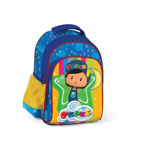 Pepee 33047 Mavi Erkek Çocuk Okul Çantası