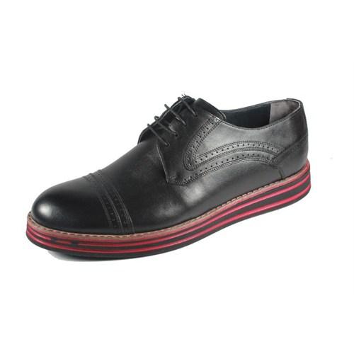 Pablo 220-22 Siyah Erkek Ayakkabı