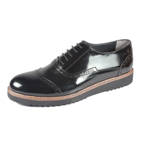 Pablo 220-24 Siyah Rugan Erkek Ayakkabı