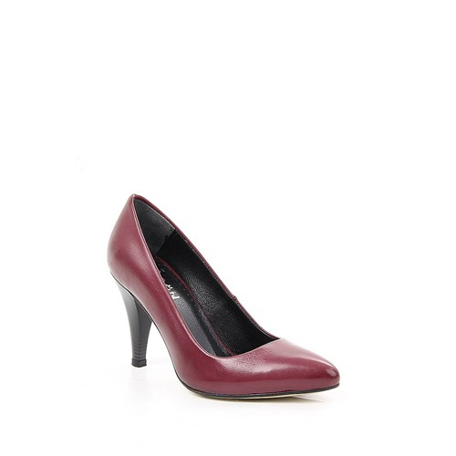 Gön Deri Kadın Ayakkabı 21078