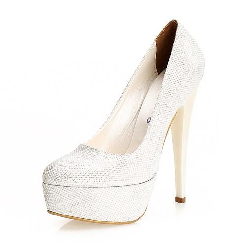 Sothe Ma-008 Kadın Platformlu Ayakkabı