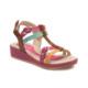 Seventeen Mınty Pembe Kız Çocuk Sandalet