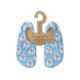 Slipstop Disney Elsa Kaydırmaz Ayakkabı/Patik
