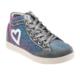 Seventeen L3222 Gri Kız Çocuk Sneaker