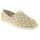 Pink Step Espadril Altın Çocuk Ayakkabı