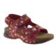 Muya 23801 Cirtli Tokali Kırmızı Çocuk Sandalet