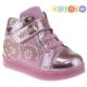 Vicco 220Y595 Tek Cirt Işikli Pembe Çocuk Ayakkabı