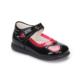 Pink Step A3360929 Siyah Kız Çocuk Babet