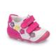 Polaris 62.506504.I Beyaz Kız Çocuk Deri Ayakkabı