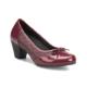 Polaris 62.109201.Z Bordo Kadın Ayakkabı