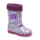 Pink Step A3360258 Beyaz Kız Çocuk Çizme