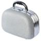 Tarko Lionesse Oval Büyük Bavul Tipi Çanta 364 - Simli Gri