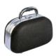 Tarko Lionesse Oval Bavul Tipi Çanta 362 - Simli Siyah