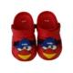 Bella Kız Çocuk Kapalı Terlik Sandalet Kırmızı