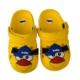 Bella Kız Çocuk Kapalı Terlik Sandalet Sarı