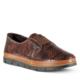 Marjin Milana Deri Düz Ayakkabı Taba