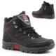 JCB 076 Erkek Çocuk Kışlık Bot Ayakkabı İçi Termal Kürklü