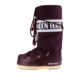Moon Boot 14004400-074 Nylon Burgundy Kadın Bot Bordo