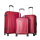 Pierre Cardin Polycarbonate Pc3500 Valiz Set Kırmızı