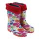 Soobe Kız Çocuk Yağmur Botu Puantiyeli Renkli (26-33 Numara)