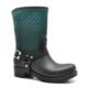 Ahs Collection Yeşil Su Geçirmez Kadın Yağmur Çizmesi