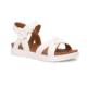 Polaris 71.508159.F Beyaz Kız Çocuk Sandalet
