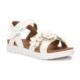 Polaris 71.509166.F Beyaz Kız Çocuk Sandalet