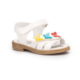 Pink Step Tıggy Beyaz Kız Çocuk Sandalet