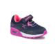 Kinetix Largo Lacivert Mor Neon Pembe Kız Çocuk Sneaker Ayakkabı