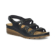Polaris 71.157357.Z Siyah Kadın Sandalet